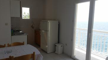 Sveta Nedilja, Dining room in the apartment, dopusteni kucni ljubimci i WIFI.