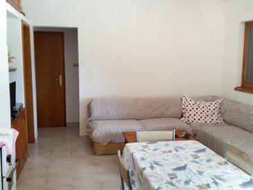 Rogač, Гостиная в размещении типа apartment, доступный кондиционер и WiFi.