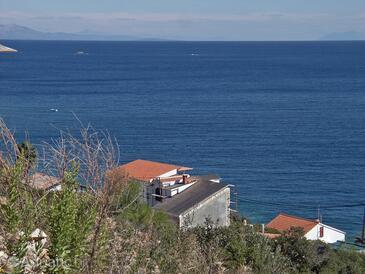 Milna, Vis, Property 1145 - Apartments near sea with rocky beach.