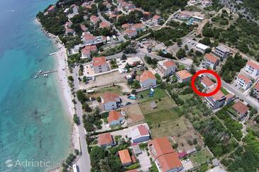 Orebić, Pelješac, Property 11450 - Apartments near sea with pebble beach.