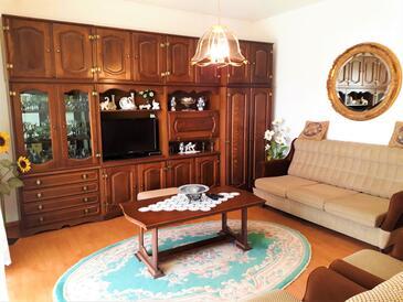 Mali Golji, Living room in the apartment, WIFI.