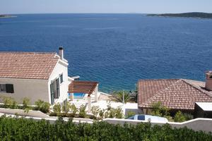 Apartments by the sea Milna (Vis) - 1146