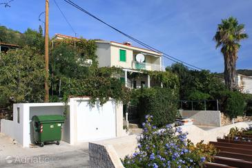 Milna, Vis, Property 1146 - Apartments near sea with rocky beach.