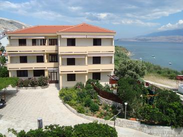 Pag, Pag, Property 11487 - Apartments and Rooms near sea with sandy beach.