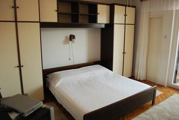 Pag, Спальня в размещении типа room, Домашние животные допускаются и WiFi.
