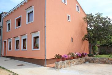 Veli Lošinj, Lošinj, Obiekt 11495 - Apartamenty ze żwirową plażą.