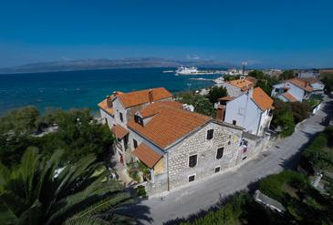 Supetar, Brač, Property 11497 - Apartments and Rooms near sea with pebble beach.