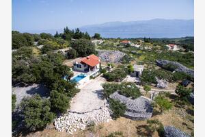 Ferienhaus mit Pool Skrip (Brac) - 11498