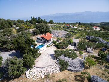 Škrip, Brač, Property 11498 - Vacation Rentals with pebble beach.