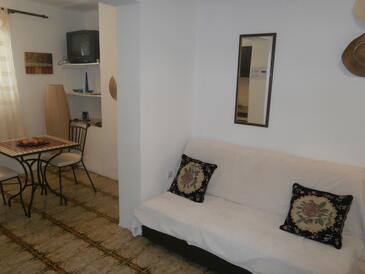 Žrnovska Banja, Гостиная в размещении типа apartment, доступный кондиционер, Домашние животные допускаются и WiFi.