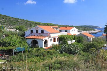 Rukavac, Vis, Объект 1153 - Апартаменты вблизи моря.
