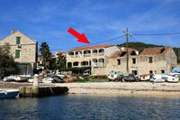Apartments by the sea Rukavac (Vis) - 1154