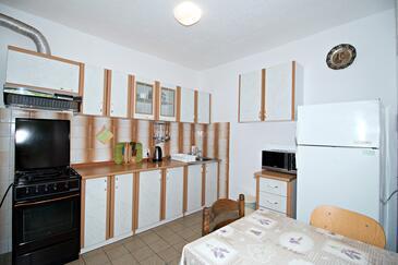 Trpanj, Kuchyně v ubytování typu apartment, WiFi.