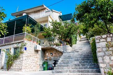 Trpanj, Pelješac, Property 11545 - Apartments with pebble beach.