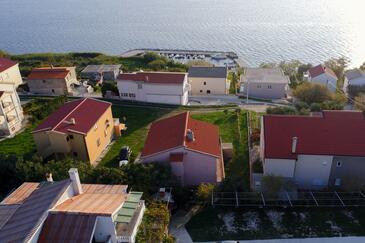 Rtina - Miletići, Zadar, Объект 11548 - Апартаменты вблизи моря с галечным пляжем.