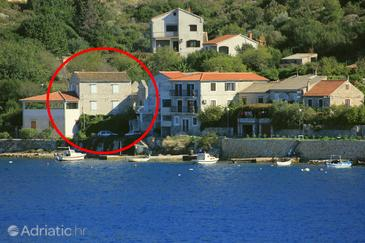 Vis, Vis, Property 1155 - Apartments near sea with pebble beach.