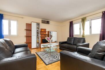Kaštel Stari, Гостиная в размещении типа apartment, доступный кондиционер и WiFi.