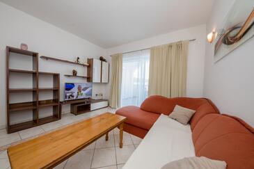 Supetarska Draga - Gornja, Гостиная в размещении типа apartment, Домашние животные допускаются и WiFi.