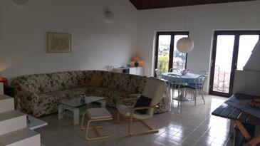Klenovica, Camera de zi în unitate de cazare tip house, aer condiționat disponibil şi animale de companie sunt acceptate.