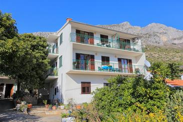 Podaca, Makarska, Property 11588 - Apartments near sea with pebble beach.