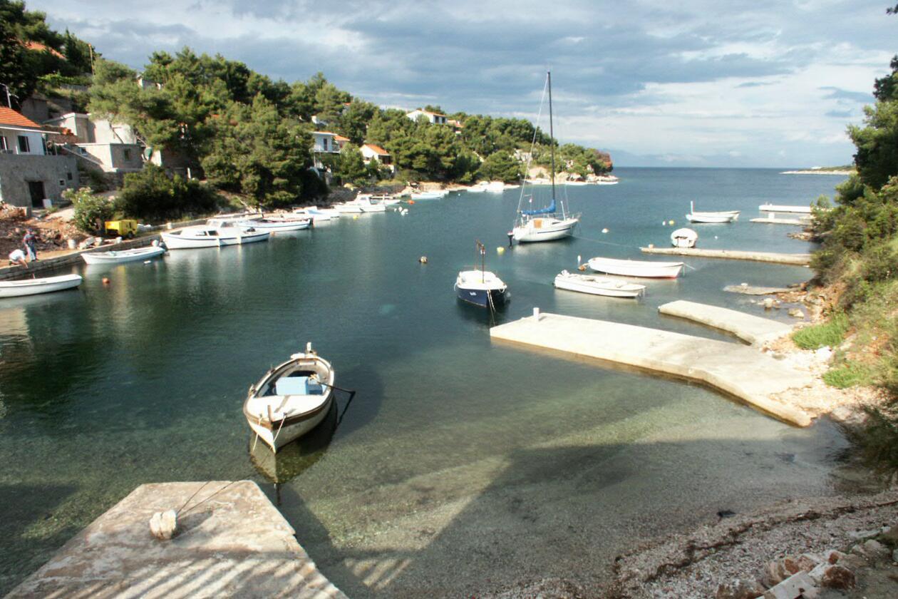 Ferienwohnung im Ort Basina (Hvar), Kapazität 4+0 (1012635), Vrbanj, Insel Hvar, Dalmatien, Kroatien, Bild 12