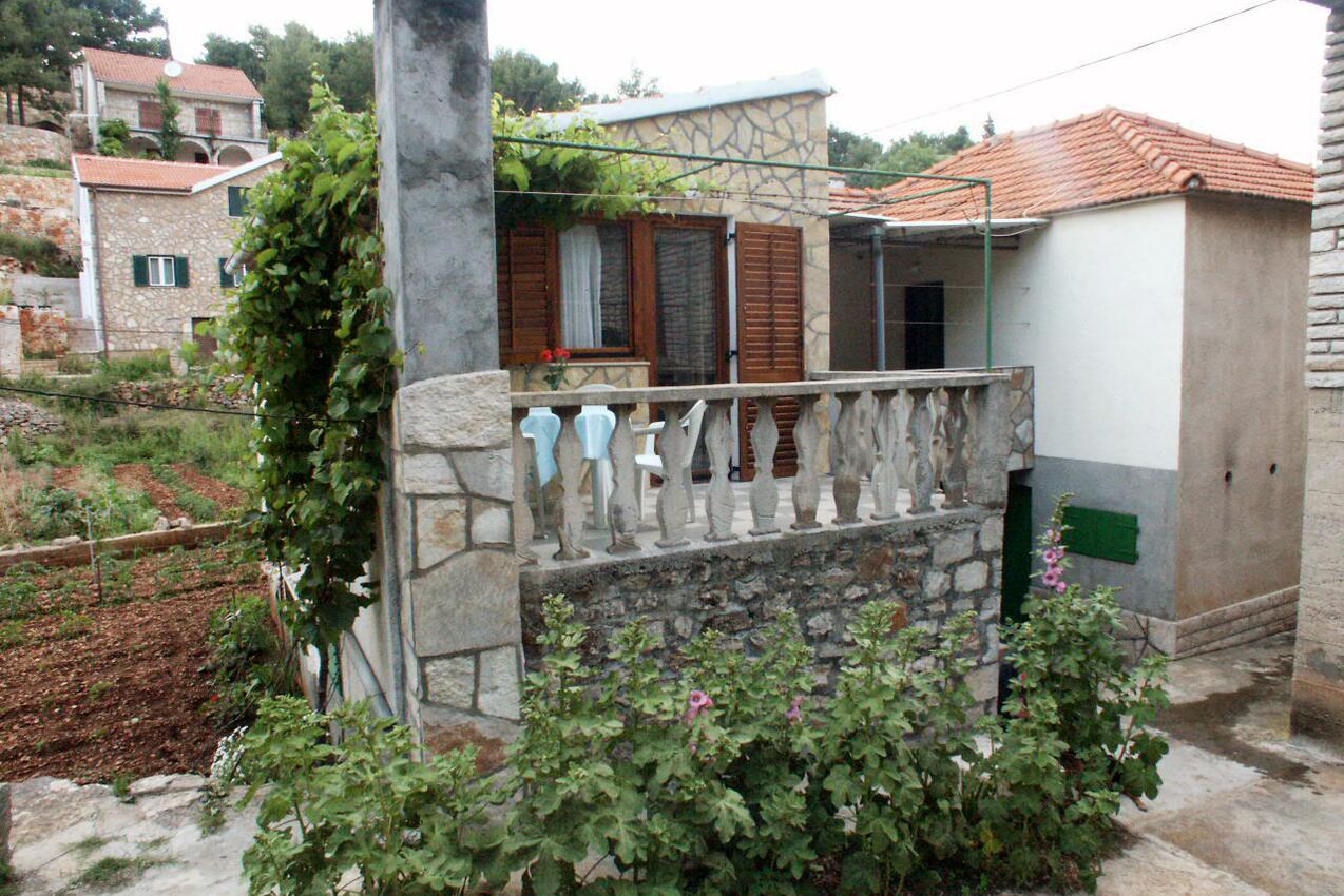 Ferienwohnung im Ort Basina (Hvar), Kapazität 2+0 (1012636), Vrbanj, Insel Hvar, Dalmatien, Kroatien, Bild 17