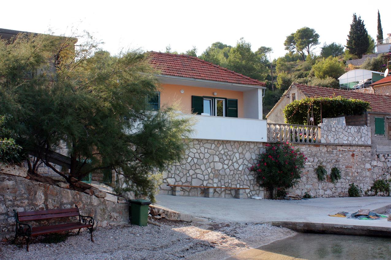 Ferienwohnung im Ort Basina (Hvar), Kapazität 2+0 (1012636), Vrbanj, Insel Hvar, Dalmatien, Kroatien, Bild 12