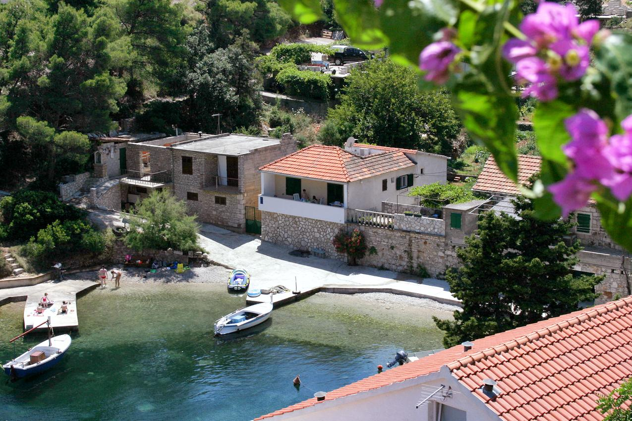 Ferienwohnung im Ort Basina (Hvar), Kapazität 2+0 (1012636), Vrbanj, Insel Hvar, Dalmatien, Kroatien, Bild 14