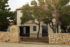 Apartments with a parking space Mandre (Pag) - 11600