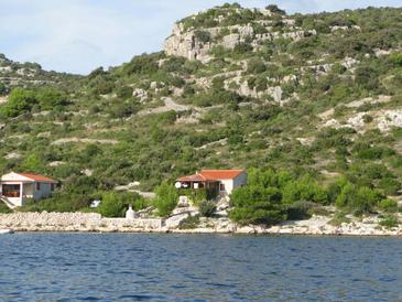 Donje More, Pašman, Property 11602 - Vacation Rentals by the sea.