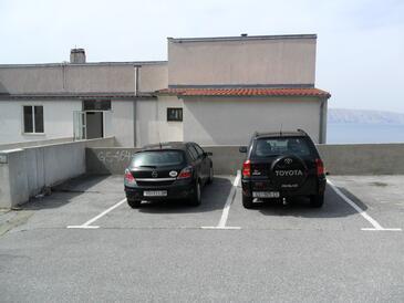 Senj, Senj, Property 11605 - Apartments with pebble beach.