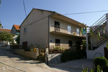 Marina, Trogir, Property 1161 - Apartments near sea with pebble beach.