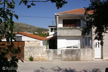 Marina, Trogir, Property 1162 - Apartments near sea with pebble beach.