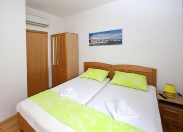 Split, Bedroom 1 in the room, dostupna klima i WIFI.