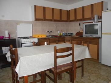 Kali, Kitchen in the apartment, dopusteni kucni ljubimci i WIFI.