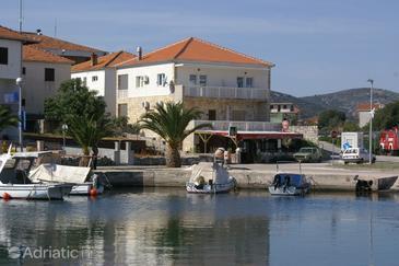 Marina, Trogir, Property 1164 - Apartments near sea with pebble beach.