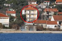 Apartments with a parking space Vinišće (Trogir) - 1165