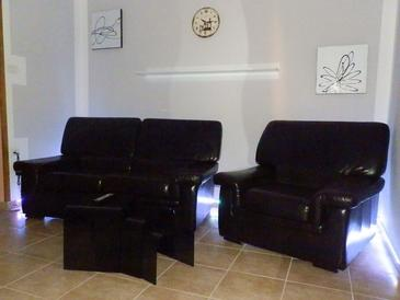 Đuba, Living room in the apartment, WIFI.