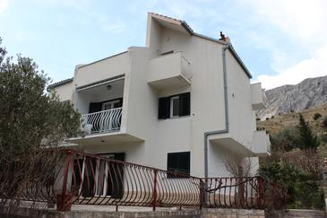 Duće, Omiš, Objekt 11673 - Apartmani blizu mora sa pješčanom plažom.