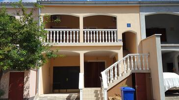 Starigrad, Paklenica, Objekt 11683 - Ubytování s oblázkovou pláží.