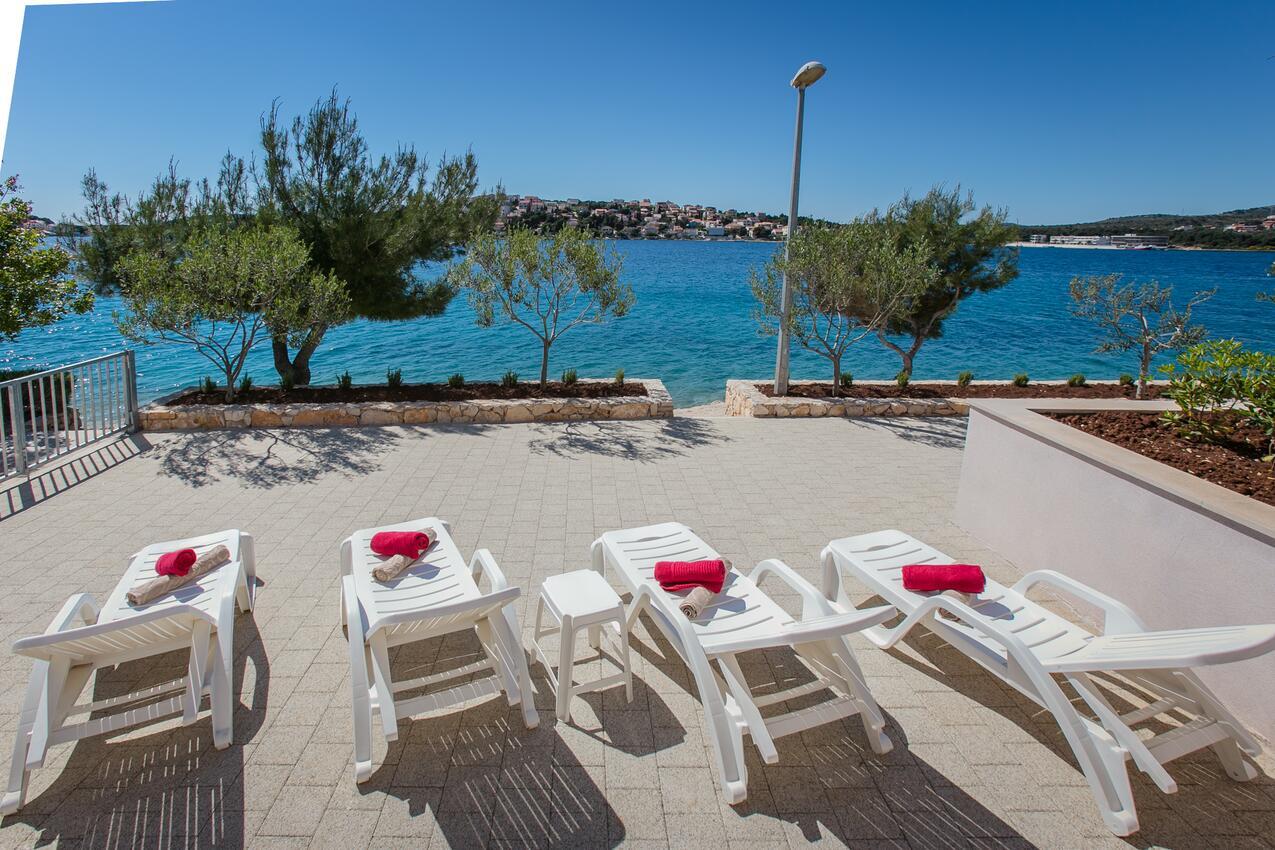 Luxusní vila u moøe s bazénem Zatoglav