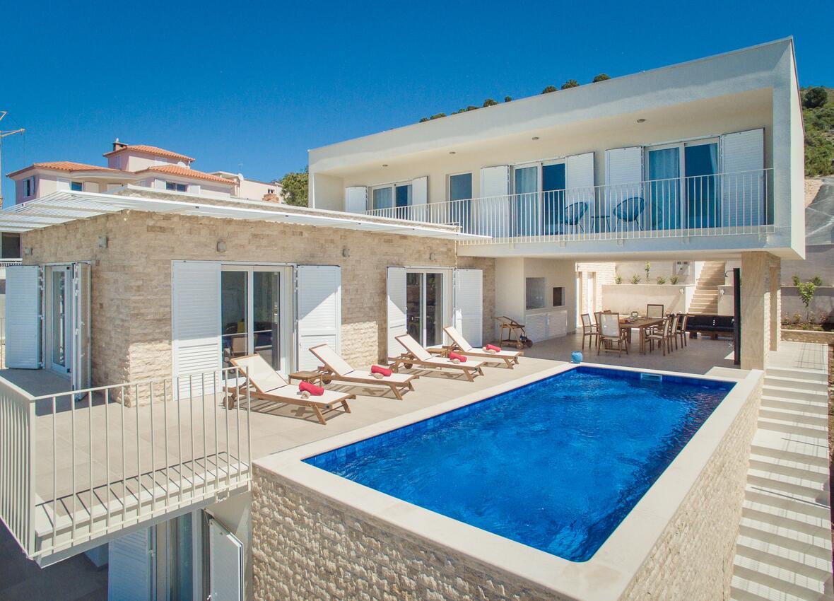 Chorwacja luksusowe wille