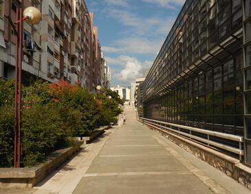 Split, Split, Property 11692 - Apartments with pebble beach.