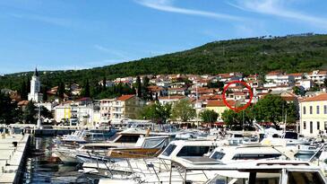 Selce, Crikvenica, Objekt 11693 - Apartmani blizu mora.