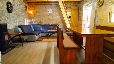 Gornje Planjane, Гостиная в размещении типа house, Домашние животные допускаются и WiFi.
