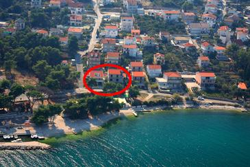 Mastrinka, Čiovo, Property 11711 - Apartments near sea with pebble beach.