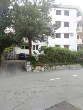 Crikvenica, Crikvenica, Obiekt 11743 - Apartamenty z piaszczystą plażą.