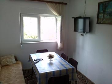 Stupin Čeline, Dining room in the apartment, (pet friendly) and WiFi.