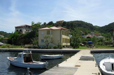 Supetarska Draga - Donja, Rab, Property 11769 - Apartments by the sea.
