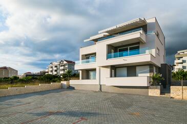 Novalja, Pag, Property 11775 - Apartments with pebble beach.